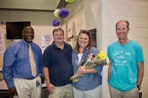 RHES Teacher of the Year 2017 - 2018