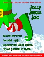 RHMS 5K Jolly Jingle Jog