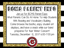 BCMS Parent Expo