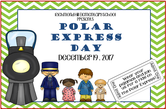 Polar Express Day!