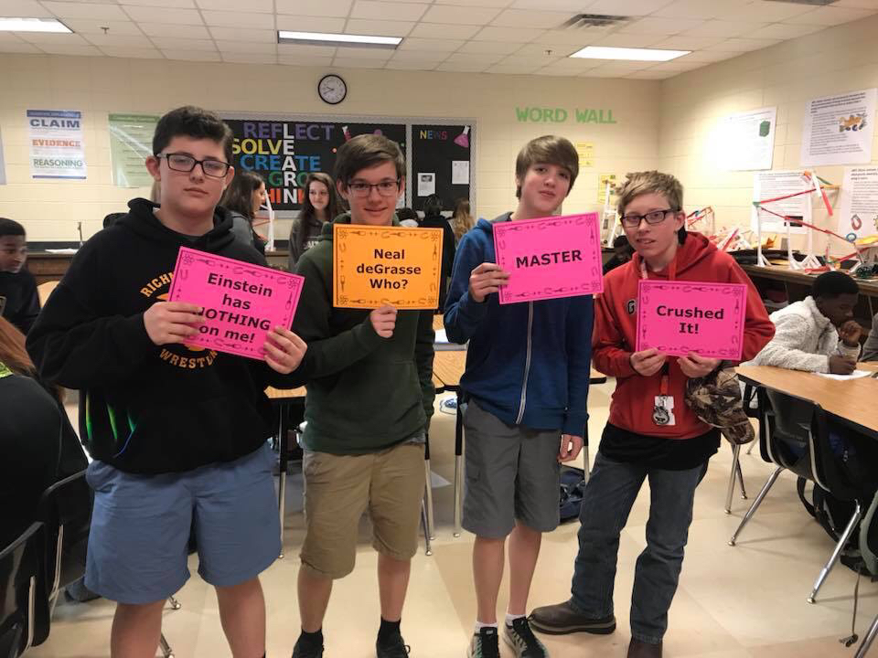 Escape Room in Science