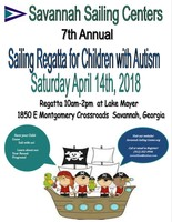 2018 Sailing Regatta for Children with Autism