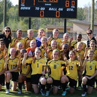RHMS Girls Soccer - Region Champs