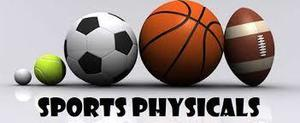 RHHS Athletic Physicals for Rising 9th Graders