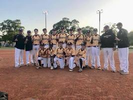 RHMS Baseball Team - Region Champs