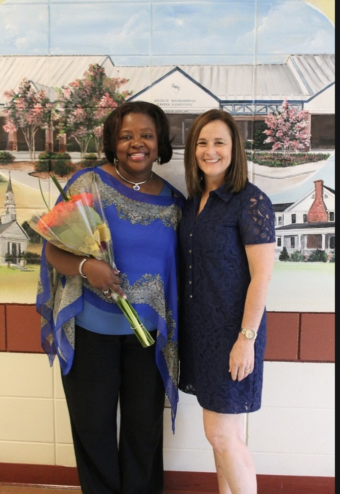 Dorothy Anderson Named Teacher of the Year