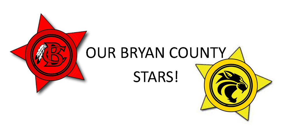 2020-2021 Bryan County STAR Students and Teachers