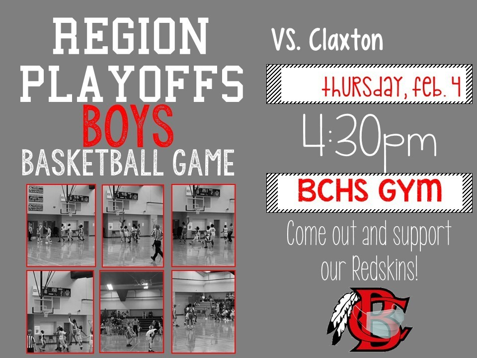 Boys Basketball Playoffs - Round 2