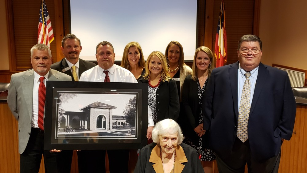 Frances Meeks Elementary - BOE names new elementary school in south Bryan County