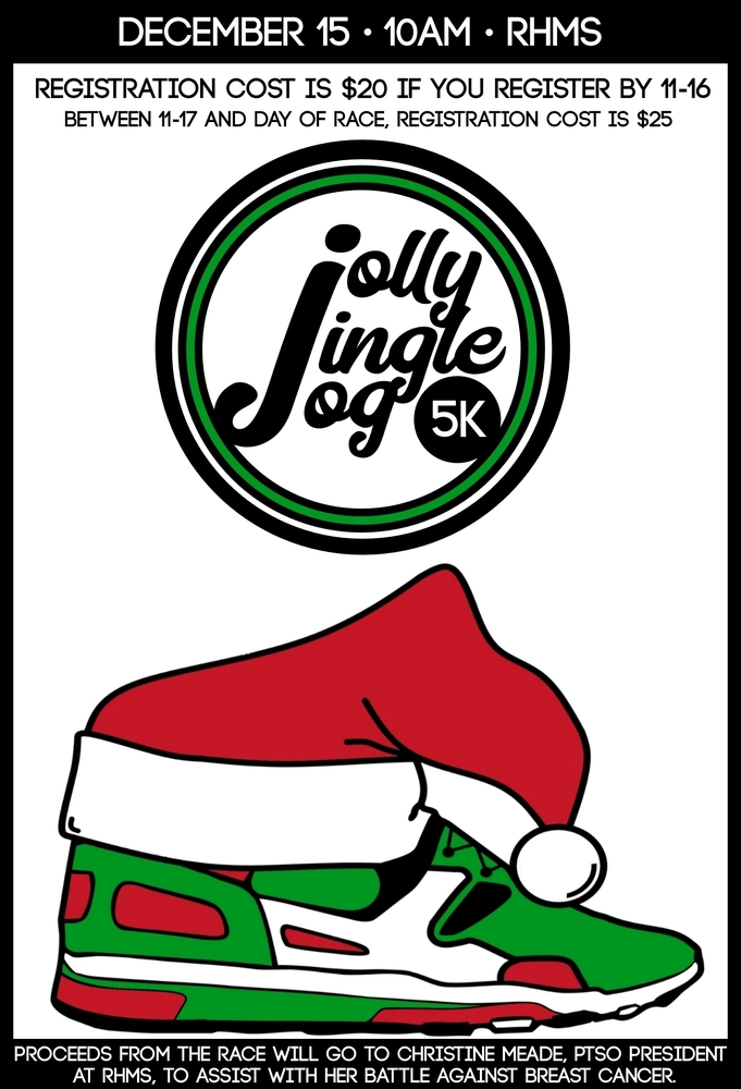 Jolly Jingle Jog