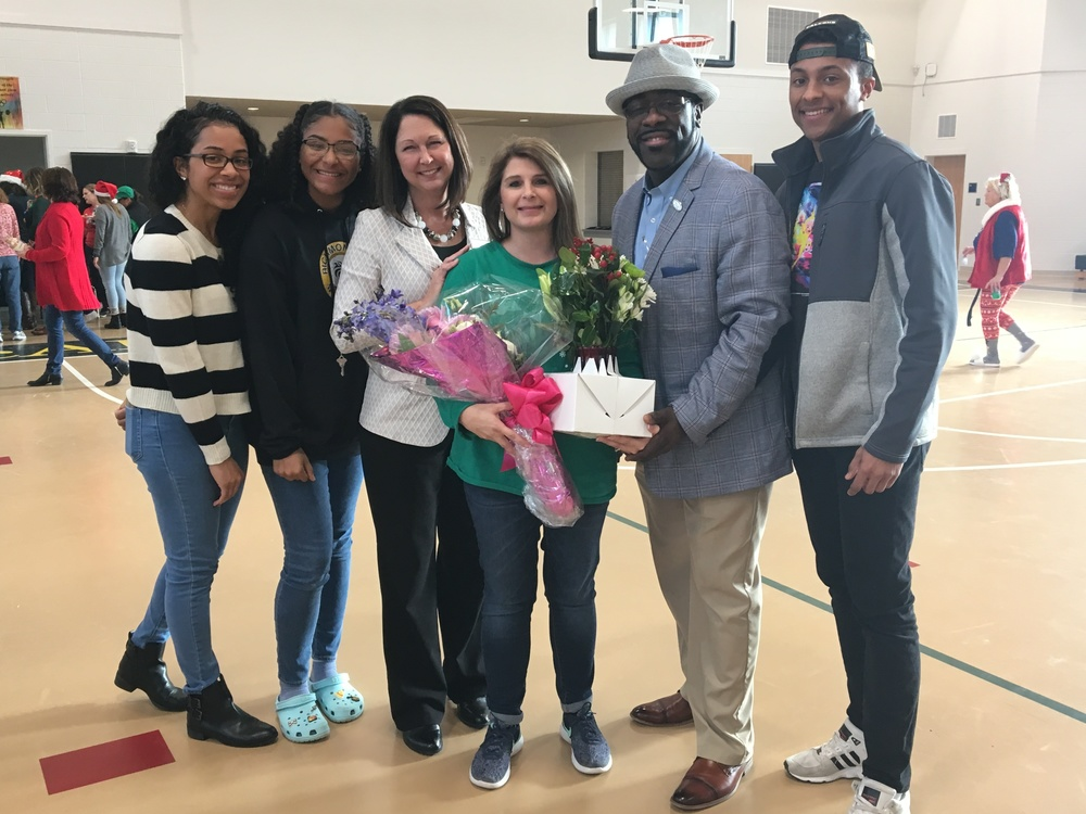 2018-19 GLRS Exceptional Educator of the Year