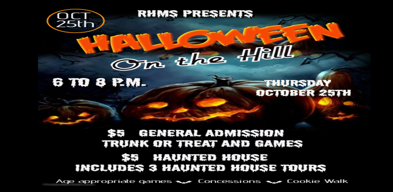 Halloween on the Hill and Trunk or Treat