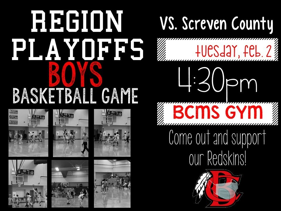 Boys Basketball Playoffs - Round 1