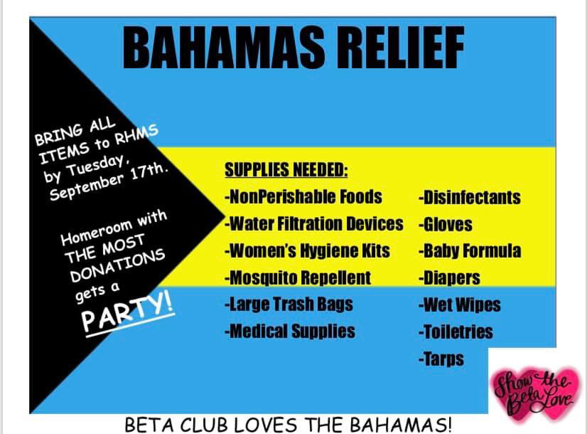 Bahamas Relief