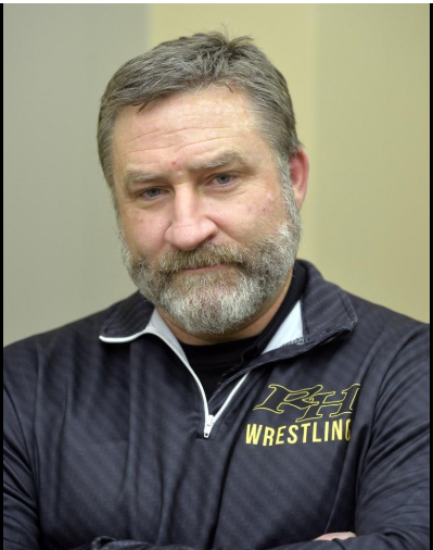 Evans Named Wrestling Coach of the Year