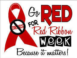 It's Red Ribbon Week!