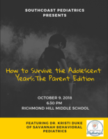 How to Survive the Adolescent Years: The Parent Edition