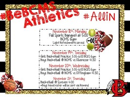 This week in Athletics