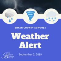 Weather Update 9-2-19