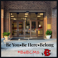 Be You - Be Here - Belong