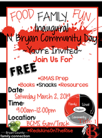 North Bryan Community Day