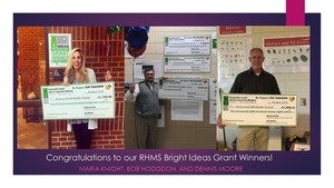 Bright Ideas Grant Winners