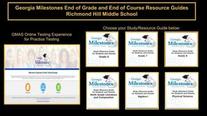 GMAS EOG and EOC Resources