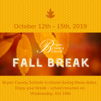 Fall Break 2019