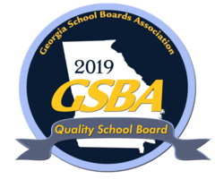 Bryan County Board of Education Achieves 2019 GSBA Quality School Board Status