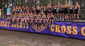 RHMS Cross Country Teams