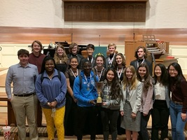 RHHS Literary Team Wins REGION!