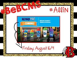 Kona Ice This Friday