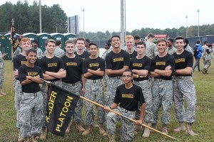 JROTC Raiders take 2nd in STATE!