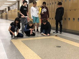Technology and Engineering Students build Skimmers