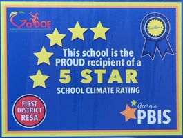 Six Schools Receive 5 Star PBIS Recognition