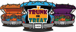 Trunk or Treat - We need you!