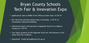 BCS Tech Fair and Innovation Expo