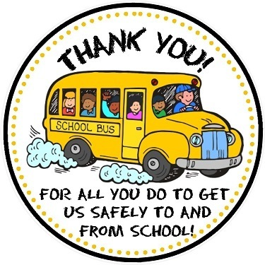 Bus Driver Appreciation
