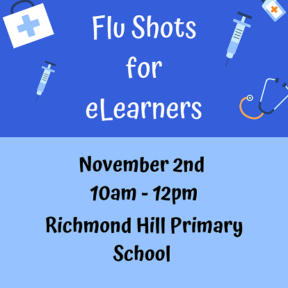 eLearner Flu Shots