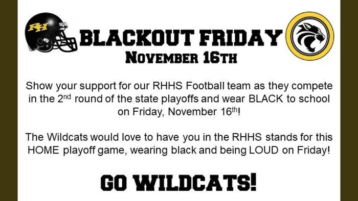 Blackout Friday