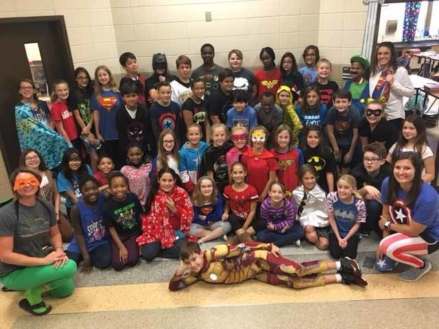 Super Hero  Day