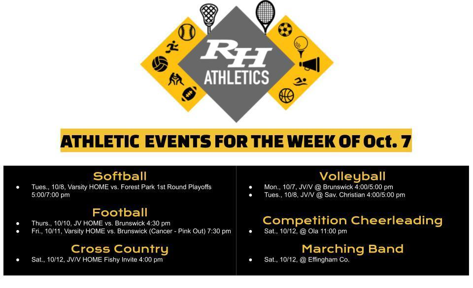 athletics oct 7