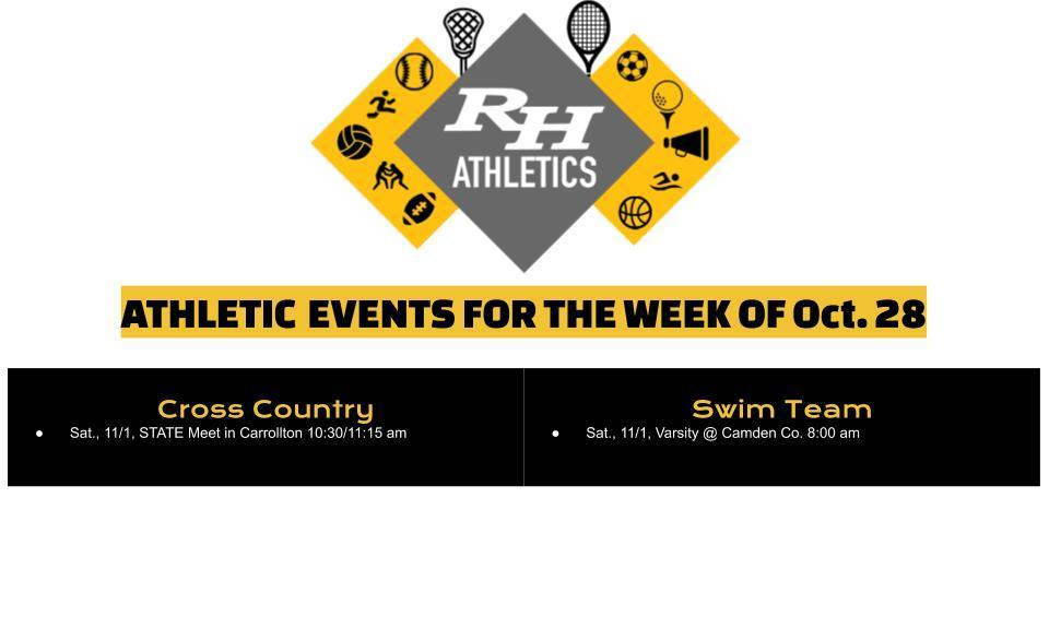 athletics oct 28