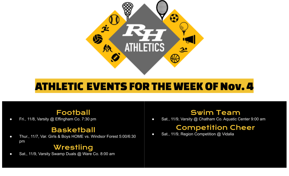 athletics Nov 4