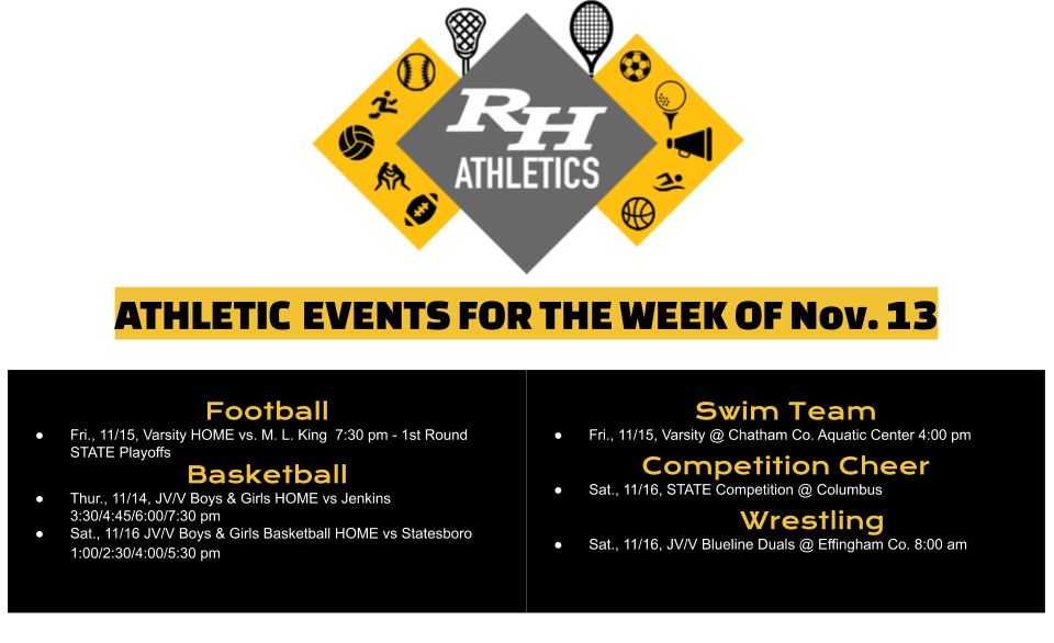 athletics nov 13