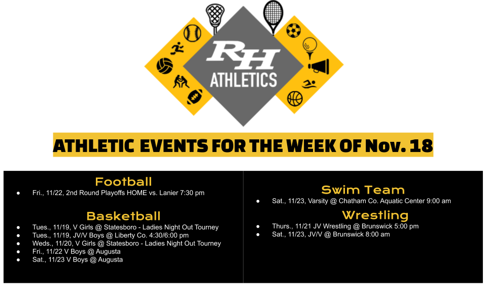 athletics nov 18