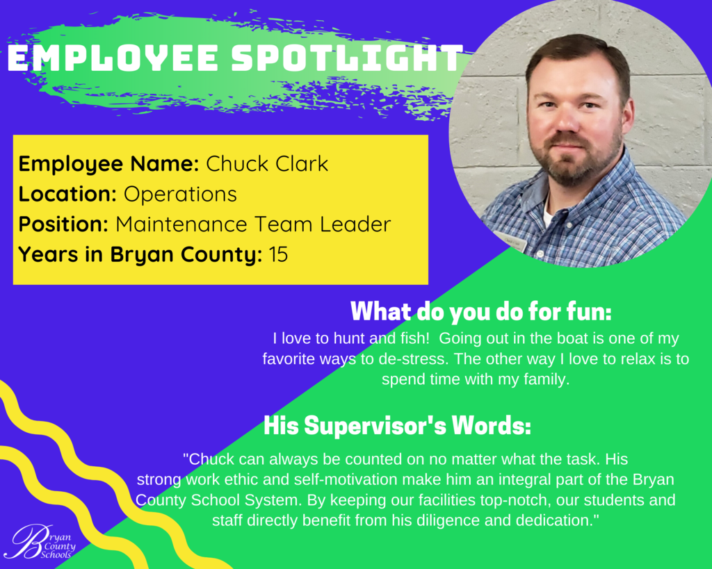 Operations Employee Spotlight - Chuck Clark
