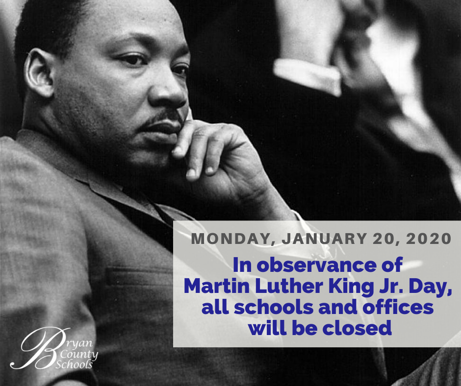 MLK, Jr Day 2020
