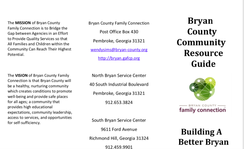 Bryan County Resources