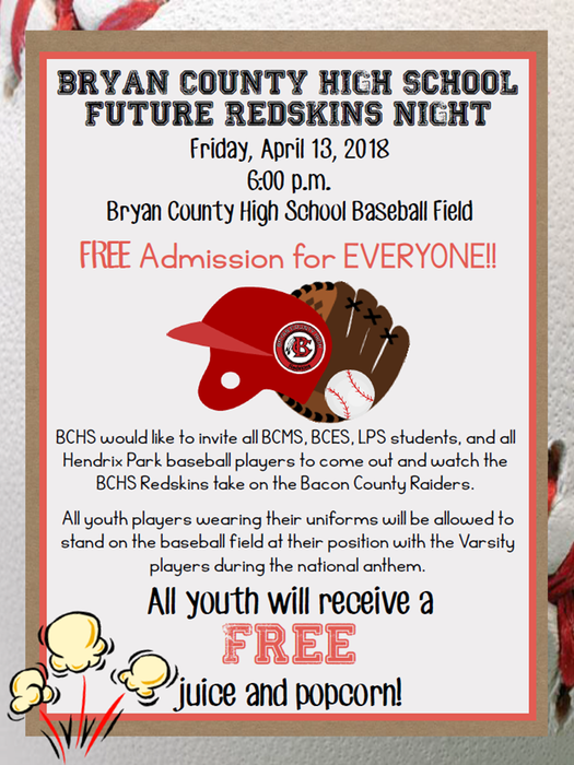 future redskin night